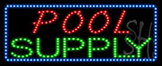 Pool and Supply LED Sign