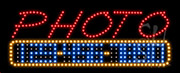 Photo Studio LED Sign