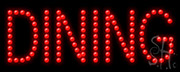 Dining Led Sign