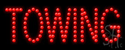 Towing Led Sign