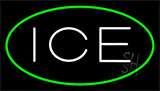 Green Ice Neon Sign