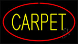 Carpet Red Animated Neon Sign