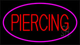 Piercing Pink Neon Sign