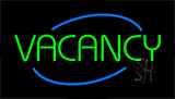 Animated No Vacancy Neon Sign