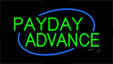 Payday Advance Animated Neon Sign