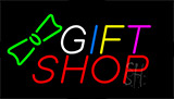 Gift Shop Animated Neon Sign