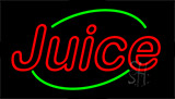 Double Stroke Juice Animated Neon Sign