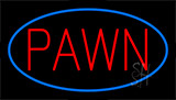 Pawn Animated Neon Sign