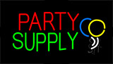 Party Supply Flashing Neon Sign