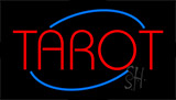 Tarot Flashing Neon Sign