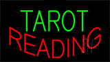 Tarot Reading Flashing Neon Sign