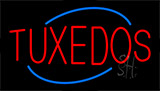 Tuxedos Animated Neon Sign