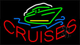 Cruises Flashing Neon Sign