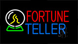 Fortune Teller Flashing Neon Sign