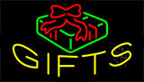 Gifts Flashing Neon Sign