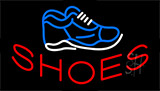 Shoes Animated Neon Sign