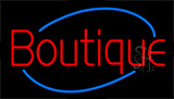 Boutique Animated Neon Sign
