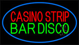 Casino Strip Bar Disco Neon Sign