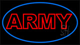 Red Army Neon Sign
