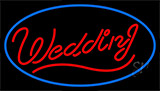 Wedding Cursive Neon Sign