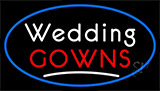 Wedding Gowns Neon Sign