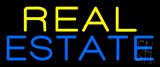 Real Estate Neon Sign