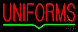 Red Uniforms Neon Sign