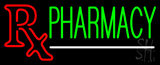Pharmacy Logo Neon Sign