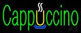 Green Cappuccino Neon Sign