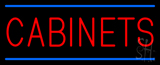 Cabinets Neon Sign
