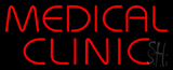 Medical Clinic Neon Sign