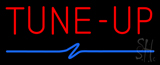 Red Tune Up Neon Sign