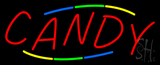Red Candy Neon Sign