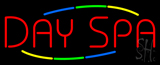 Multi Colored Deco Style Neon Sign