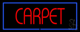 Carpet Neon Sign