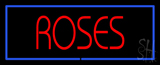 Roses Neon Sign