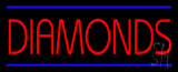 Diamonds Neon Sign