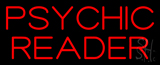 Red Psychic Reader Neon Sign