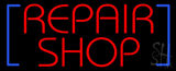 Repair Shop Neon Sign