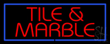 Tile And Marble Neon Sign