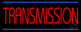 Transmission Block Neon Sign