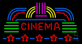 Cinema Neon Sign