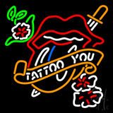 Tattoo You Neon Sign