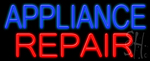 Appliance Repair Neon Sign