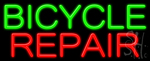 Bicycle Repair Neon Sign