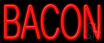 Bacon Neon Sign