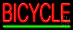 Bicycle Neon Sign