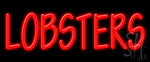 Lobsters Neon Sign