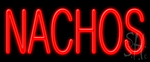 Nachos Neon Sign