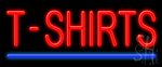 T Shirts Neon Sign